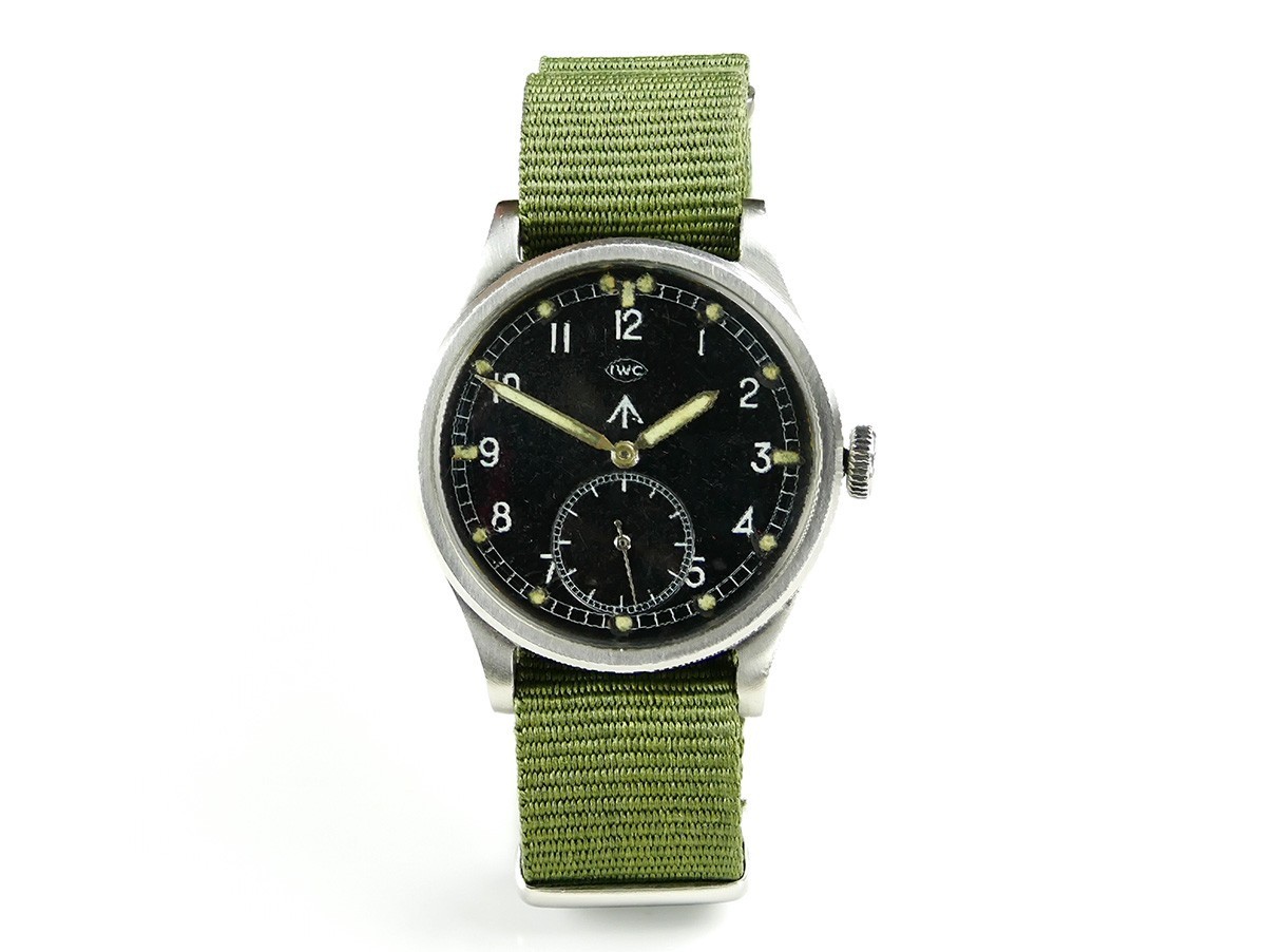 iwc www dirty dozen british army military watch. Black Bedroom Furniture Sets. Home Design Ideas