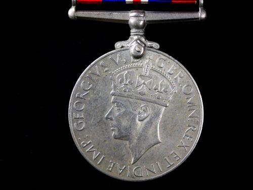 D I Allen Medals