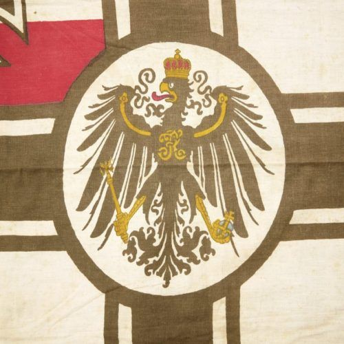 WW2 German Kriegsmarine Imperial War Flag Ensign