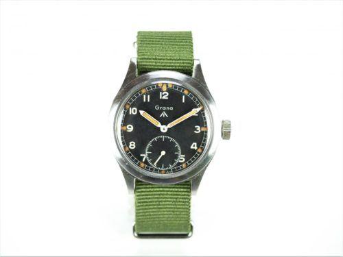 Grana WWW Dirty Dozen Military Watch