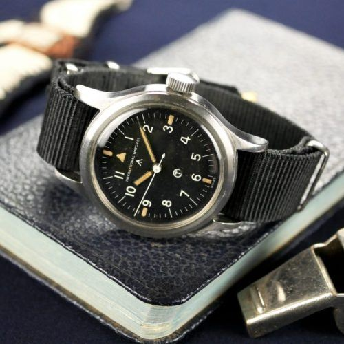 IWC Mark 11 Military Watch