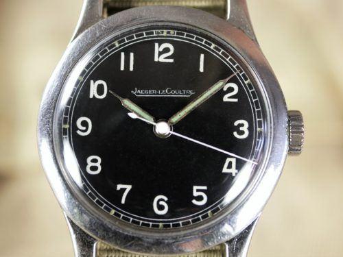 JLC 6B/159 RAF Watch