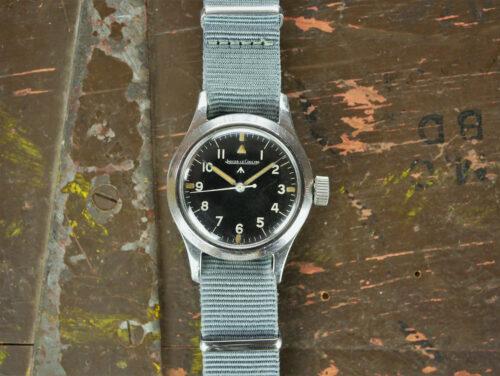 JLC Mk 11 6B/346 Miltary Watch