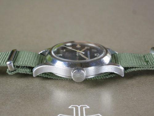 JLC Mk 11 White 12 6B/346 Miltary Watch
