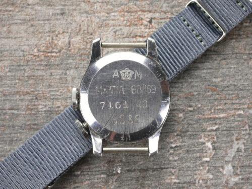 JLC Weems RAF Watch