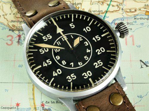 Laco B-Uhr Big Pilots Watch Type B