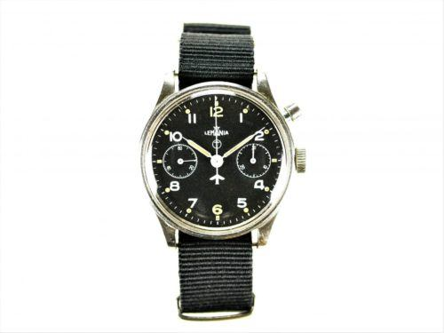 Lemania Fleet Air Arm Chronograph