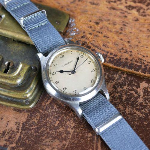 Longines 6B/159 56 RAF Watch