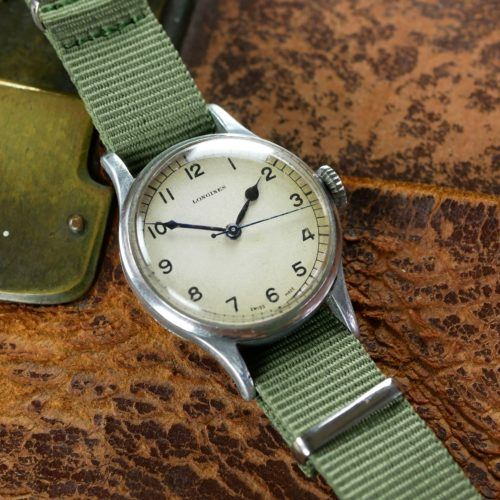 Longines 6B RAF Pilots Watch