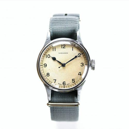 Longines 6b 159 RAF Pilots Watch 1942