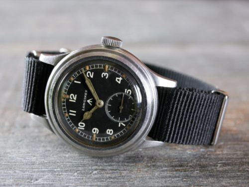 Longines WWW Dirty Dozen Watch