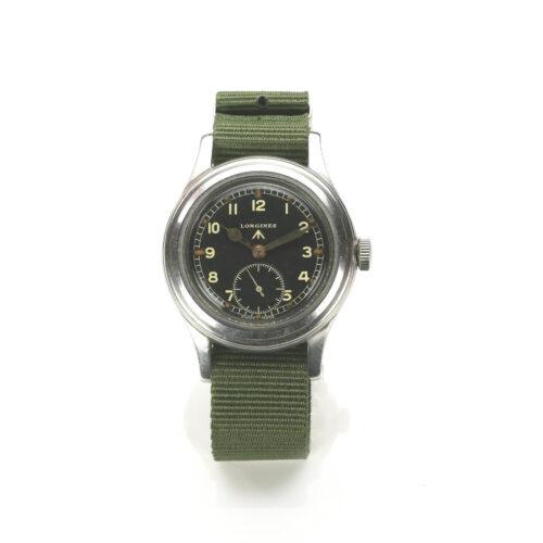 Longines WWW Dirty Dozen Military Watch