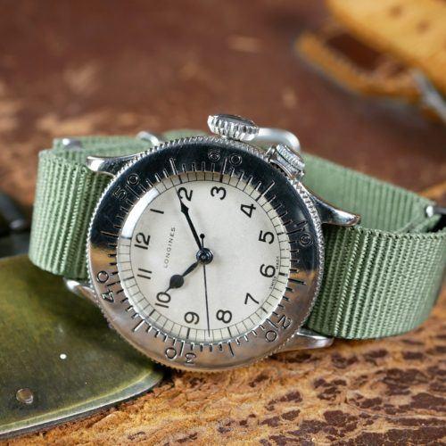 Longines Weems RAF Watch SA