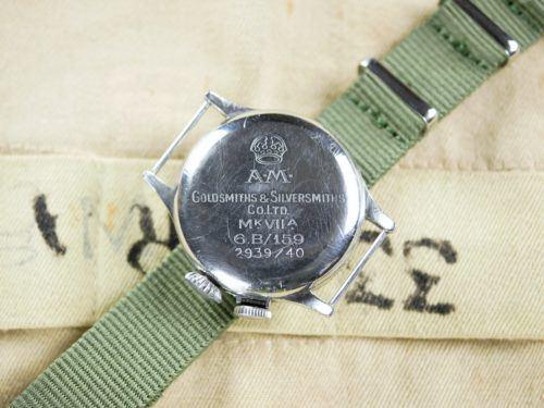 Longines Weems RAF Watch