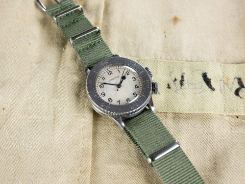 Longines Weems RAF Watch