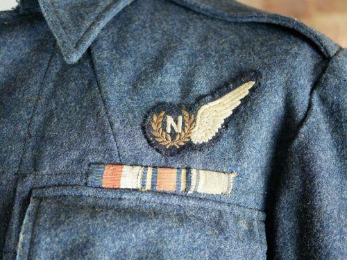Movado 6b RAF Watch