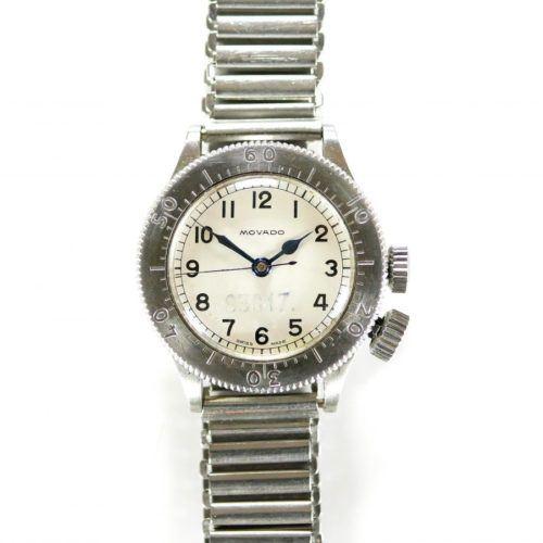 Movado Weems RAF Military Watch