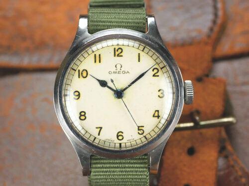 Military Omega 6B/159 RAF Watch c.1956