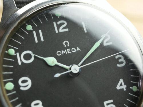 Omega 56 6B/159 RAF Watch