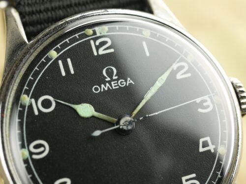 Military Omega RAF 6B/159 MoD Dial Watch