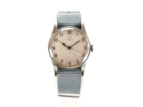 Military Omega 6B/159 RAF Watch