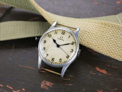 Omega 6B/159 RAF Pilots' Watch