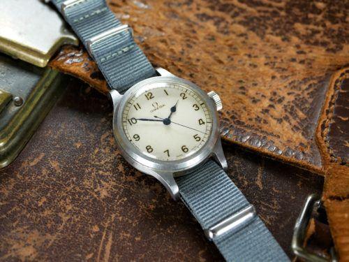 Omega D.O.S. British Civil Service Watch c.1959