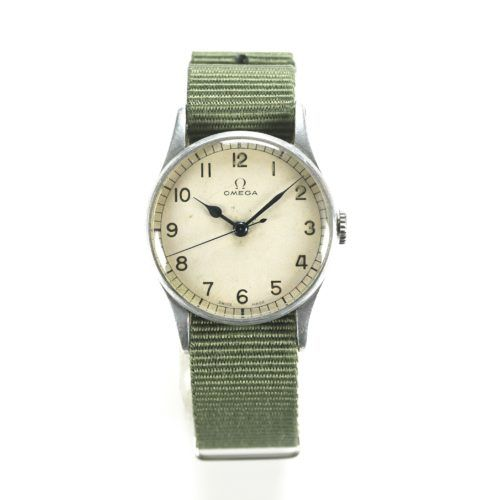 WW2 Omega HS8 Pilots Watch