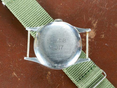 WW2 Omega HS8 Pilots Watch