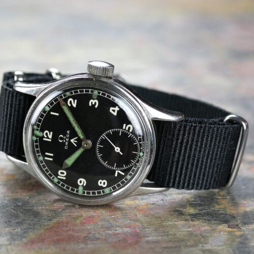 Omega WWW Dirty Dozen Watch