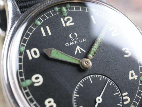 Omega WWW Dirty Dozen Watch
