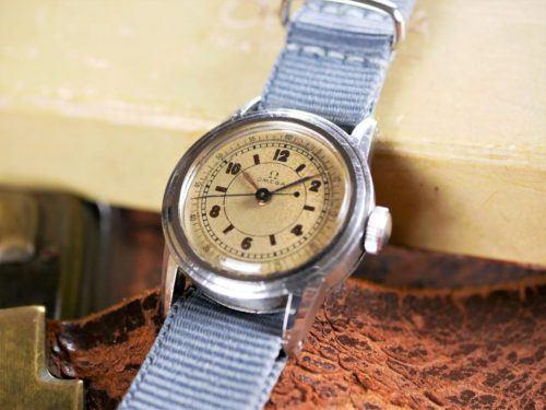 Omega Naiad Medicus RAF 6B Watch