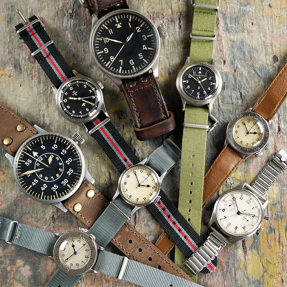 Pilots-Watches