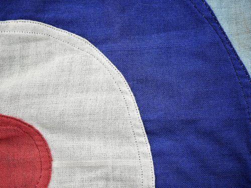 WW2 RAF Ensign Flag