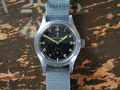Record WWW Nato Dial Dirty Dozen Watch