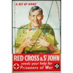Red Cross St Johns Poster