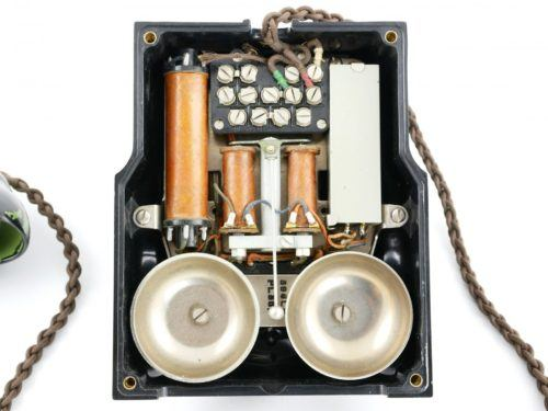WW2 Scrambler Telephone