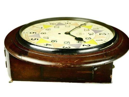 RAF Sector Clock Type 1 Fusee Elliott