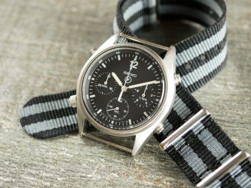 Seiko Gen 1 7A28-7120 RAF Chronograph