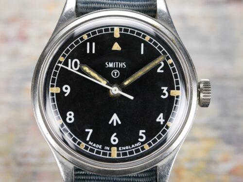 Smiths W10 0552 Military Watch