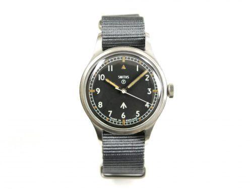 Smiths 6B RAF Military Watch