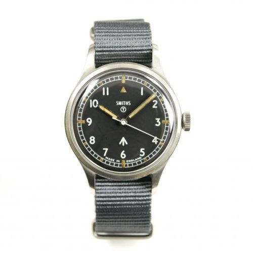 Smiths 6B RAF Pilots Wristwatch c.1967