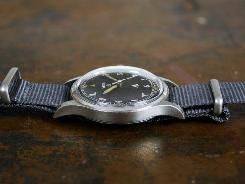 Smiths 6B RAF Pilots Wristwatch c.1967