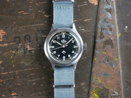 Smiths Deluxe 6B Military Watch