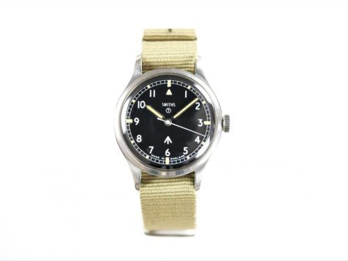 Smiths W10 Military Watch 1968