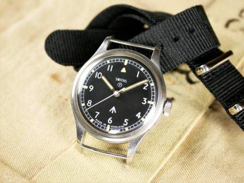 Military Smiths W10 1968 Watch
