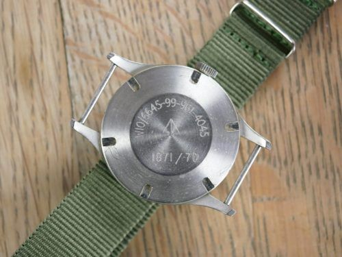 Smiths W10 Military Watch