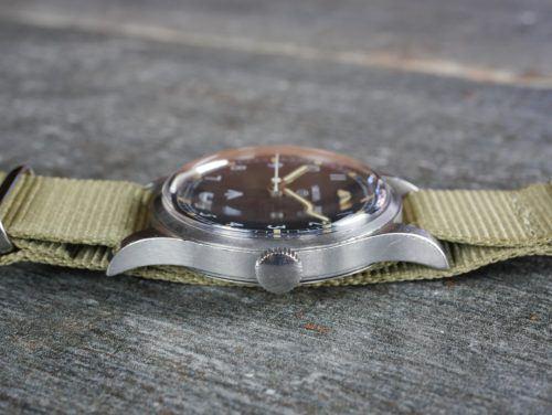 Smiths W10 Military Watch