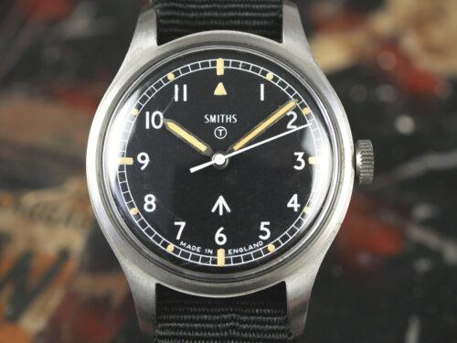 Smith W10 British Military Watch 1970