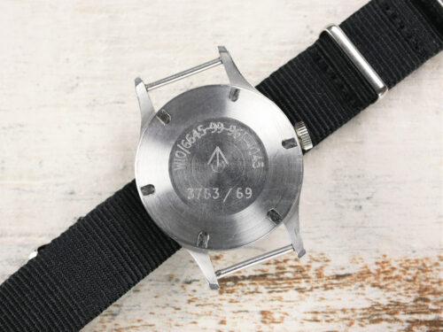 Smiths W10 Military Watch c.1969